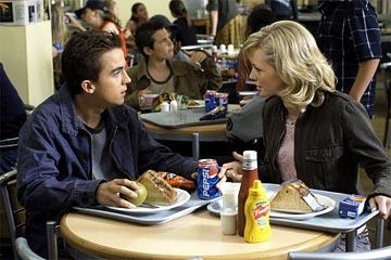 Frankie Muniz and Hannah Spearritt in MGM's Agent Cody Banks 2: Destination London