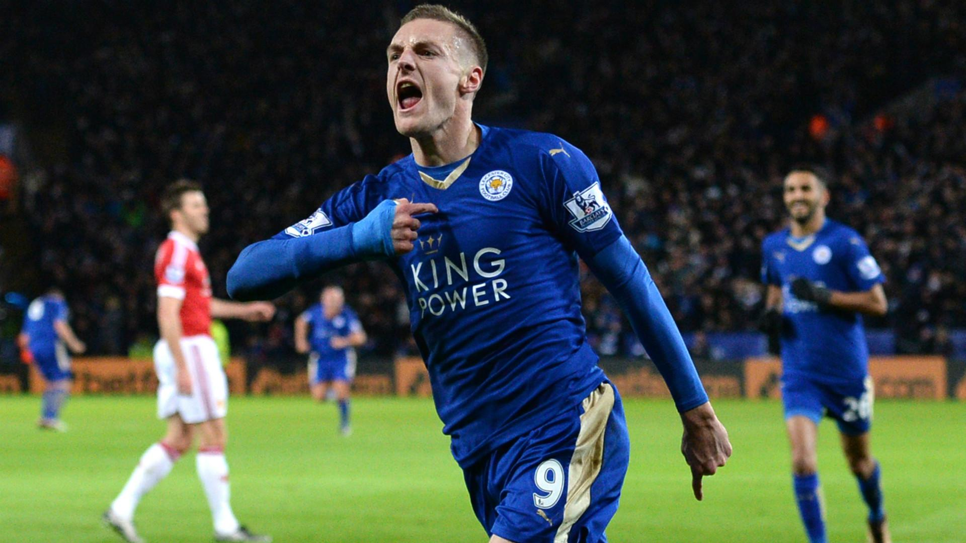 Grayson: Vardy sums up Leicester brilliance - and Brad Pitt should play him on screen