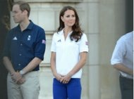 Pangeran William Puji Kemampuan Olahraga Kate Middleton