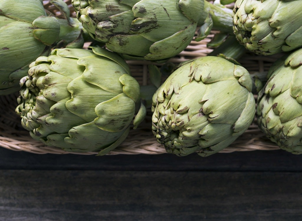 best high protein foods for weight loss - artichokes