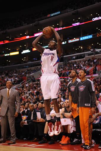 Clippers beat Suns 117-99 for 5th straight win