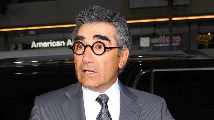 Eugene Levy Astro Boy Los Angeles Premiere
