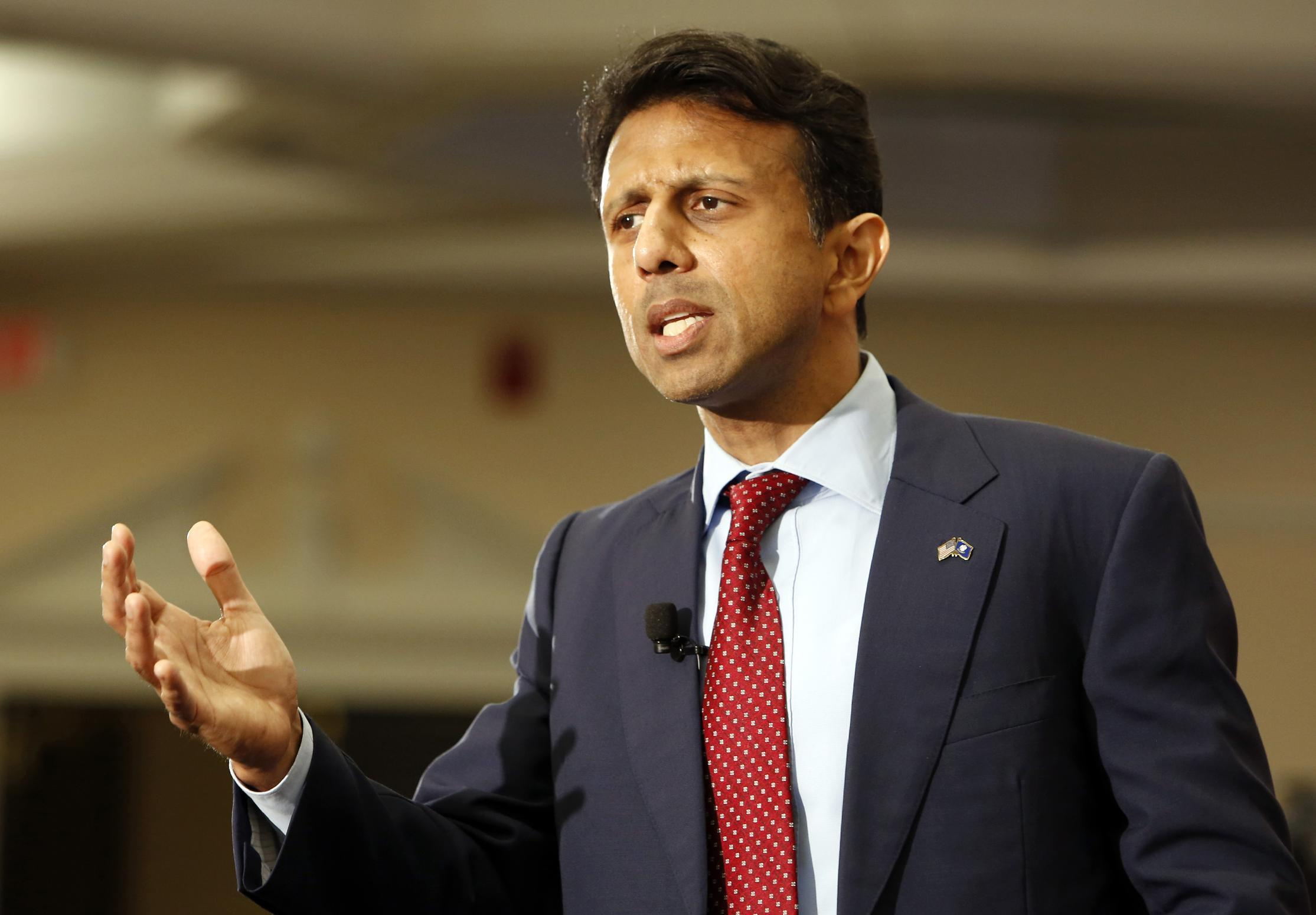 Unpopular at home, Jindal getting little traction for 2016