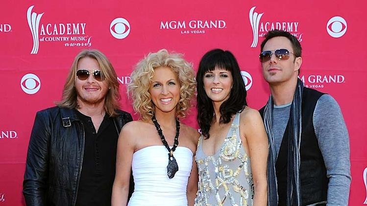 Little Big Town ACM Aw