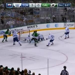 Jonathan Bernier Save on Tyler Seguin (14:37/3rd)
