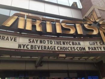 Bloomberg's New York City Soda Ban Blocked by Judge