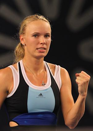 Wozniacki, Beck to play in Luxembourg Open final