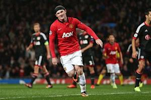 Sir Alex Ferguson praises Rooney revival