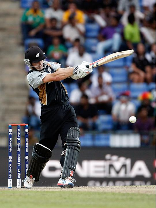 New Zealand v Pakistan - ICC World Twenty20 2012: Group D