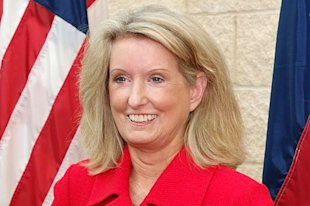 Texas Republican Congresswoman Jodie Laubenberg.