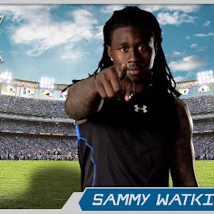 Virtual Rookie Card: Sammy Watkins