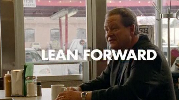 Spike Lee Goes Minimal for MSNBC's 'Lean Forward' Campaign