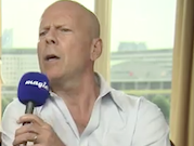 Grumpy Bruce Willis Sabotages 'Red 2' Promotional Interview (Video)