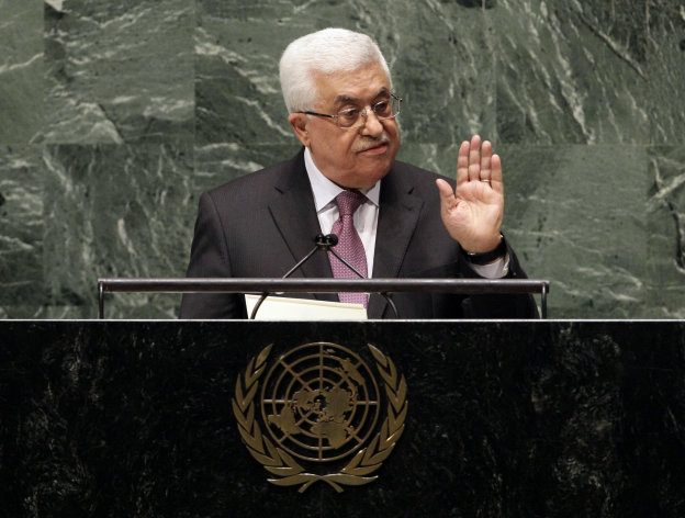 UN Vote Recognizes State Of Palestine; US Objects