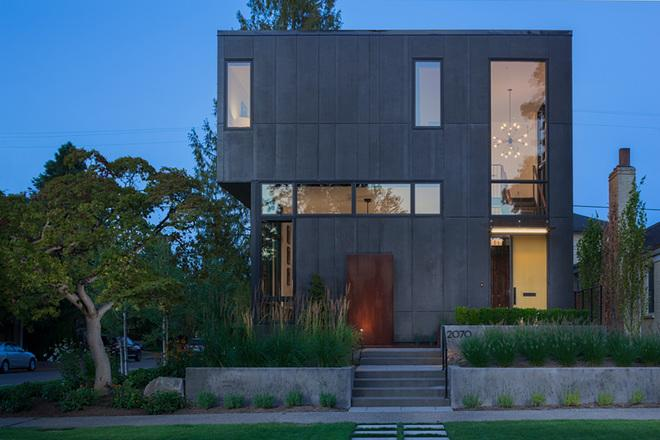 Adventures in Architecture: Tour a Clean-Lined Home in Seattle Built for a Big Family