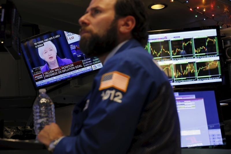 Wall St Weekahead: Fed reaction to data barrage is focus for stocks