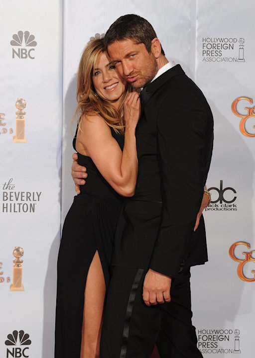 Jennifer Aniston Gerard Butler 2010