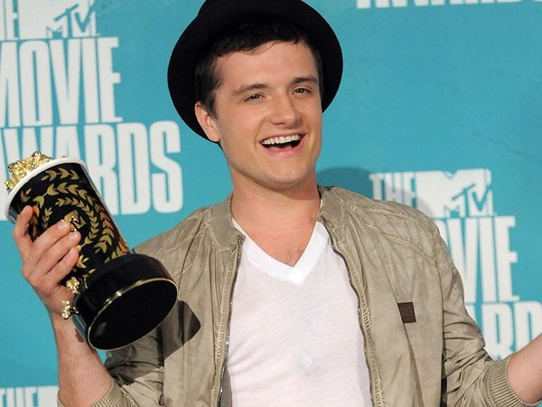 Hunger strikes MTV Movie Awards!