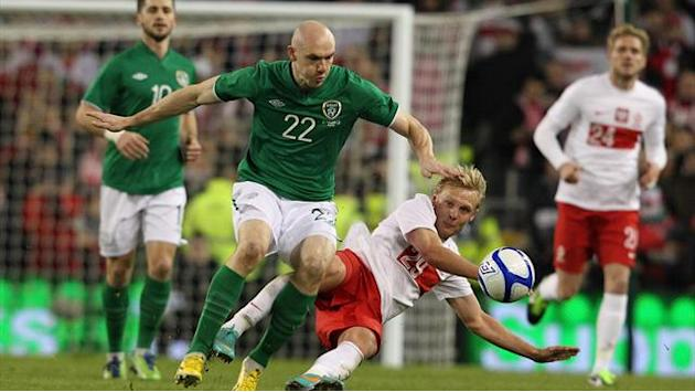 World Football - Ireland claim impressive Polish win