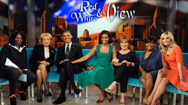 Obama to Work With Kids After Presidency, He Tells 'The View' (ABC News)