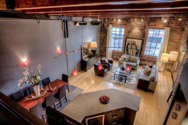 On The Market: Play Indoor Basketball In Your Pioneer Square Loft