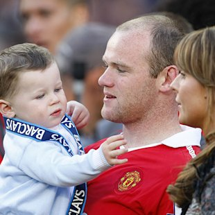 Wayne and Coleen Rooney name baby boy Klay