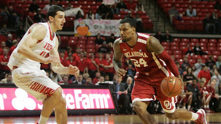 NCAA Basketball: Oklahoma at Texas Tech