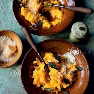 Pumpkin Risotto: Recipes