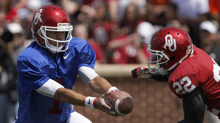NCAA Football: Oklahoma-Spring Game
