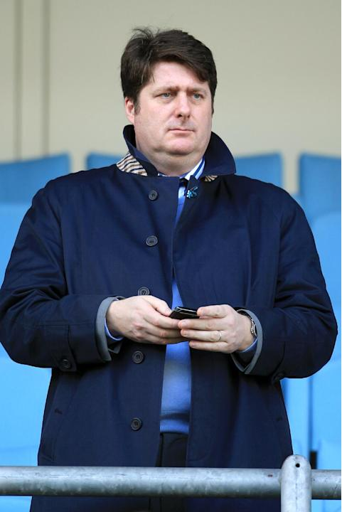 Coventry City chief executive Tim Fisher said the club is preparing for life in League One