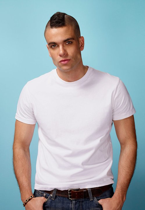 Mark Salling is a new face to the acting world. The 26-year-old songwriter and musician hails from Dallas and just recently released his very own debut album. Salling plays Puck in &quot;Glee,&quot; a football 