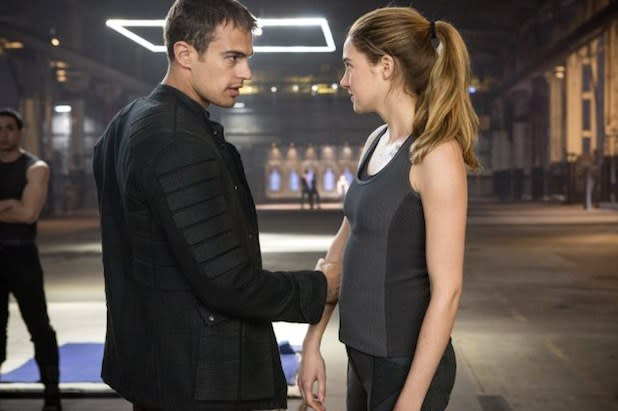 How Does 'Divergent' Stack Up Against 'The Hunger Games' and 'Twilight'?