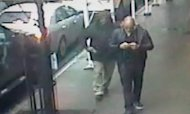 Manhattan 'Hit' Suspect Caught On CCTV