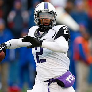Why TCU should be on upset alert vs Texas?