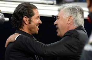 Atletico will knock out Milan, says Ancelotti