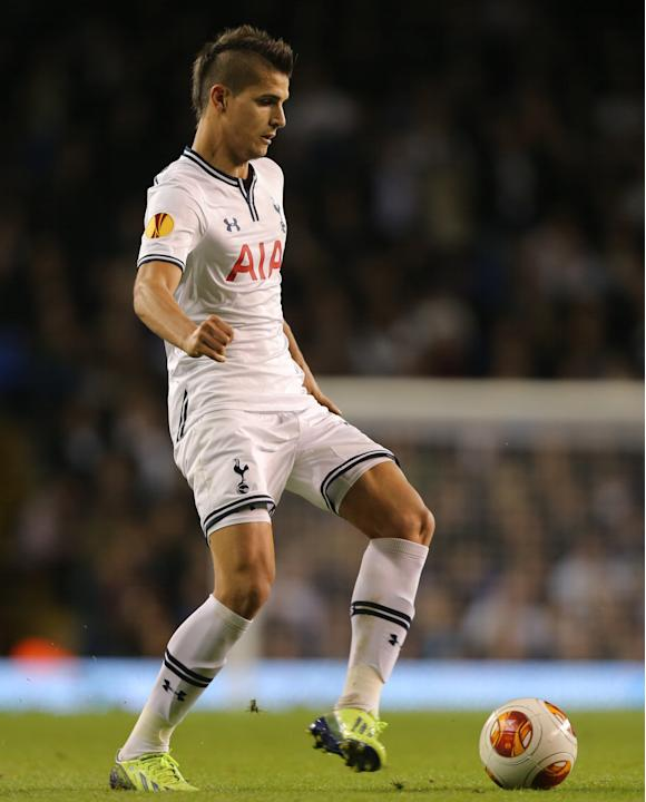 Soccer - UEFA Europa League - Group K - Tottenham Hotspur v Tromso - White Hart Lane