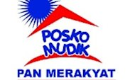 Posko Mudik PAN Merakyat