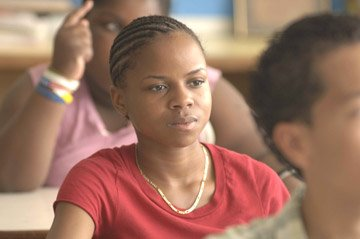 Shareeka Epps in ThinkFilm's Half Nelson