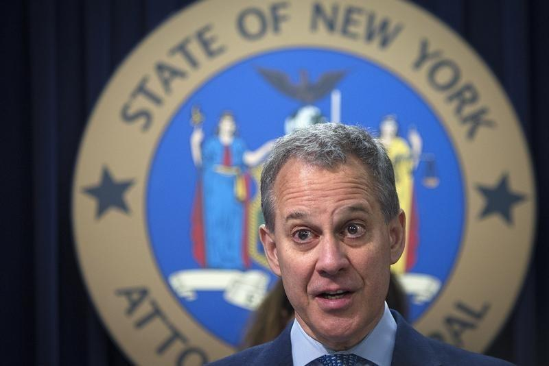 NY attorney general probing foreign exchange options market - source