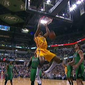 Bynum's First Bucket