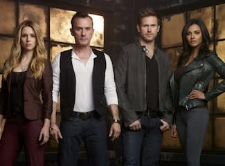 TVLine Items: Cult Returns to The CW, New True Blood Promo Declares War on Vamps and More!