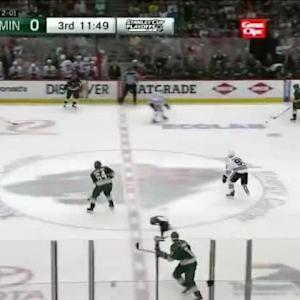 Blackhawks at Wild / Game Highlights