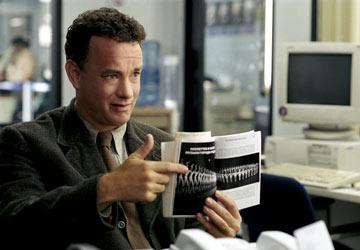 Tom Hanks in DreamWorks' The Terminal