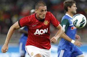 Manchester United striker Federico Macheda set for Stuttgart loan switch