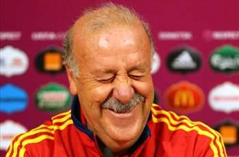 Del Bosque: Spain job will be my last