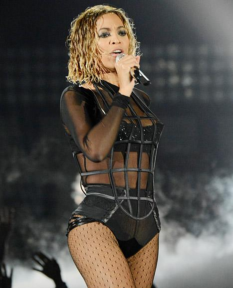 Beyonce's Wet Hair Look from Sexy Grammys Performance: Copy the Look!
