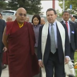 Buddhist Leader Visits University Of Redlands