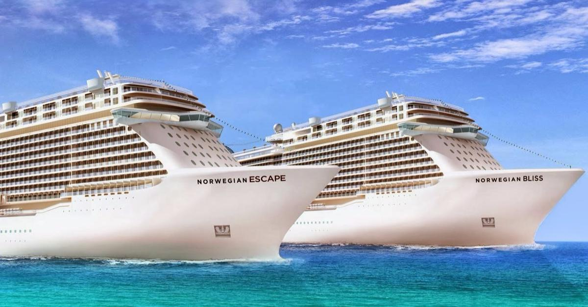 Cruisers Are Lining Up To Sail On This New Ship