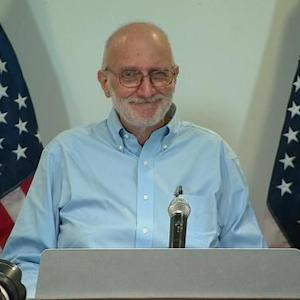 Alan Gross makes first remarks after being freed from Cuban prison