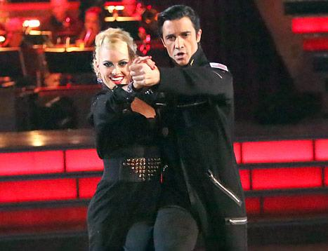 "Gilles Marini on Dancing With the Stars: All-Stars Ouster: ""Hard Work Doesn't Cut It Sometimes"""